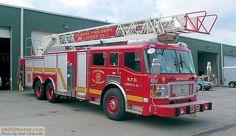 ◆Newark, NJ FD Ladder 11 ~ ALF 100' RMA◆
