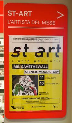 St-Art, Mondadori Mega Store Duomo, 11:07:2017 - 002