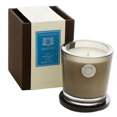 GIFT SET 5 SMALL SQUARE SCENTED LAYERED  PILLAR CANDLES TOTAL BURNTIME 150 HRS