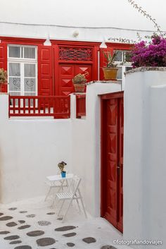 Chora-Mikonos  Greece