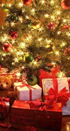 [クリスマス]クリスマスプレゼント iPhone壁紙 Wallpaper Backgrounds iPhone6/6S and Plus  Christmas iPhone Wallpaper