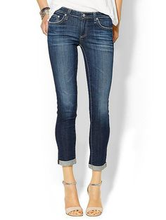 AGs jean... This are the best pencil jean!