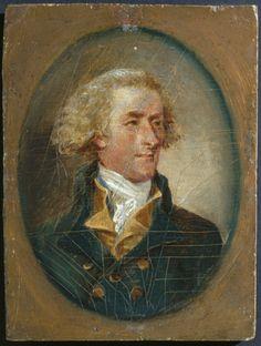 Portrait of Thomas Jefferson by Trumbull