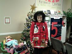 "Cast your vote for our Ugly Sweater Contest all this week!!! Why not earn some extra holiday cash, wear your ugliest sweater and stop by HFC to say ""Hi""? Dr. Matthew Herba, Winter Springs, Florida, Chiropractic, Chiropractor, 32708, Holistic, Christmas"