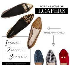 Fall 2014 Loafer Roundup