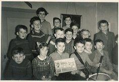 Verjaardagsfeestje 1957