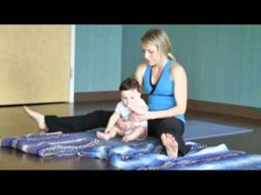 Part 2 of Mom & Baby yoga with Biz Casmer of INVIVO yoga in Milwaukee. Strengthen your core and play with your baby without leaving your house or spending a dime! Mom And Baby Yoga, Mother And Baby, Mommy And Me, Mom Baby, In Vivo, C Section Workout, Milwaukee, Baby Buddha, Family Yoga