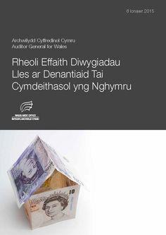 Adroddiad Allweddol: Rheoli Effaith Diwygiadau Lles ar Denantiaid Tai Cymdeithasol yng Nghymru