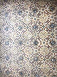S21 Oude tegelvloer - Floorz