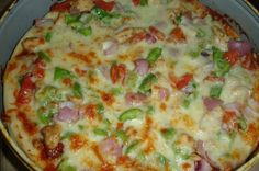 easy recipe of tandoori chicken pizza. Pizza Recipe Without Oven, Veg Pizza Recipe, Pizza Recipes, Cooking Recipes, Cooking Time, Greek Recipes, Indian Food Recipes, Tandori Chicken, Shawarma Recipe