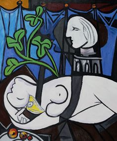 Most Expensive Paintings in the World |   'Nude, Green Leaves and Bust' by Pablo Picasso $ 112 Million |