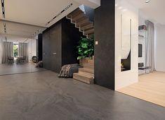 Projekt domu Kleo 185,06 m² - koszt budowy - EXTRADOM 4 Bedroom House Designs, Construction, House Plans, Exterior, Furniture, Home Decor, Garden, House Template, Modern Townhouse