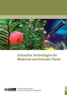 ISSUU - Extraction technologies for medicinal and aromatic plants by ...