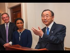 UN Secretary-General Ban Ki-moon thanks CARE for being a valuable partner in the empowerment of poor women and girls.