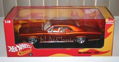 Rare Hot Wheels | Hot Wheels Classics 66 Pontiac GTO Red Line 1 18 RARE | eBay