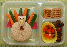 Thanksgiving Themed Bento Lunches for Kids | Marianna | Connecticut Mom Blog