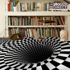 Could printed flooring become the next home interior design trend?