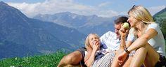 Lassen Sie die Seele baumeln in Südtirols Bergen und genießen Sie die Zeit mit Ihrer Familie.