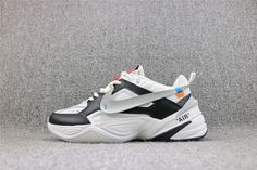6d259d621825c Off White x NIKE M2K Kekno  Black  A03108-053 Off White Shoes