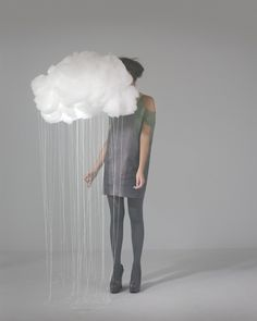 forecast: low cloud, pinned by Ton van der Veer