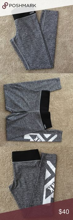 Selling this Yoga pants on Poshmark! My username is: kittycat14. #shopmycloset #poshmark #fashion #shopping #style #forsale #PINK Victoria's Secret #Pants