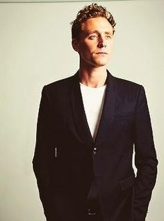 For all those who didn't believe me when I said Loki was attractive, I give you: Tom Hiddleston