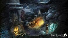 Daedalic Entertainment awesome game art