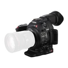 EOS C100 Mark II Cinema Camera