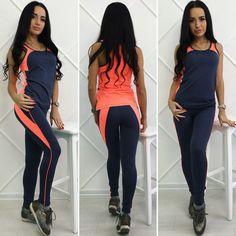 dae700578fdb Костюм женский фитнес 17520: Интернет-магазин модной женской одежды оптом и  в розницу . Самые низкие цены в Украине. одежда для йоги и фитнеса от