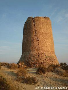 El Campello con niños: Ruta de La Torre del Barranc d'Aigües o Torre de Reixes