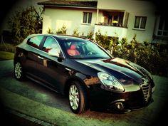 #Giulietta #Alfa