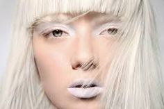 Image result for white makeup