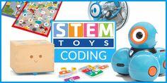 """13 giocattoli STEM più belli che insegnano coding e programmazione Il Coding è il linguaggio del futuro ed è la lingua che parla tutta la tecnologia che ci circonda e che usiamo tutti i giorni. Nel futuro questa """"lingua"""" sarà sempre più utilizzata e le persone che l"""