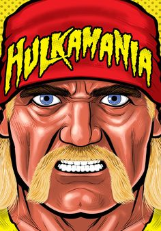 Hulkamania!!!! by Thuddleston