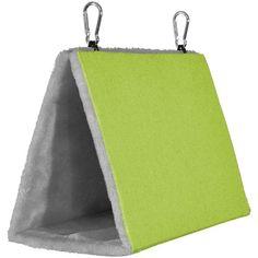 Medium Green Snuggle Hut for Birds by Prevue Pet 1163