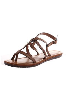 Darien Sandal Bronze great with summer dresses