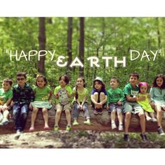 Best way to celebrate the earth is to teach our children to care for it. They are the present and the future of our planet. #earthday