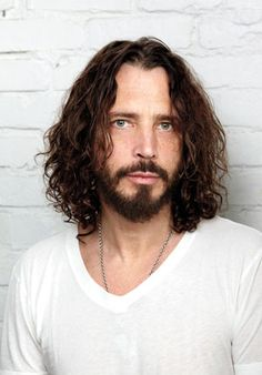 The range in this man's voice is incredible. From his whisper to his scream, he's downright astounding.  Chris Cornell interview in Details.