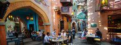 Disneyland Paris Restaurants   Restaurant Agrabah Café