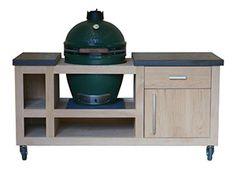 Specialist in buitenkeukens ✓ Big Green egg tafels ✓ Ontwerp uw eigen buitenkeuken met de buitenkeukendesigner ✓ gratis bezorging en installatie