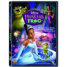 The Princess And The Frog | Walmart.ca