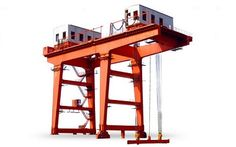 Hydropower Gantry Crane Crane Training Online www.scissorlift.training