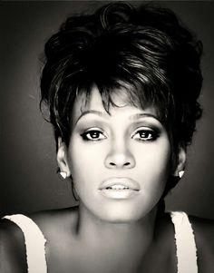 An angel from heaven. Whitney Houston