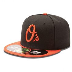 903cd71bf5a Baltimore Orioles AC On Field Alt 59FIFTY MLB Cap New Era 59fifty