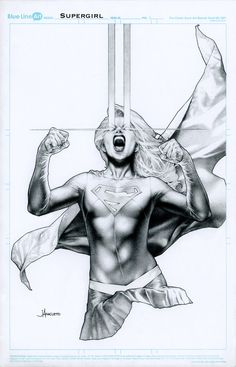 Supergirl by Jay Anacleto *