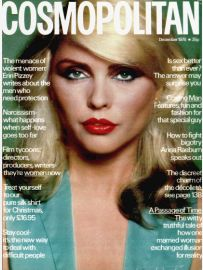 Debbie Harry (Blondie) - December, 1978. Not very rock and roll, I know. So what