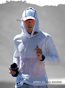 Scott Jurek, ultramarathon runner on vegan diet