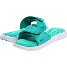 992dc6af9a67 love these! nike comfort sandals. I got 2 pair hot pink and purple-