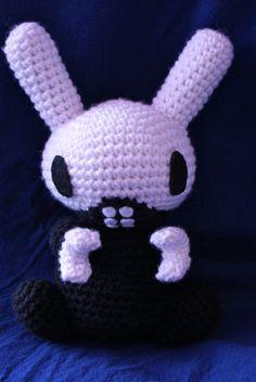 B.A.P matoki - crocheted (For Jacqueline)