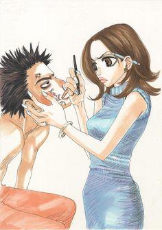 Anno Moyoco. Manga Artist, Manga Illustration, Japanese, Comics, Drawings, Anime, Pearls, Japanese Language, Comic Book
